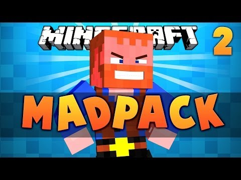 Minecraft: MADPACK Extreme Survival Series Ep.2