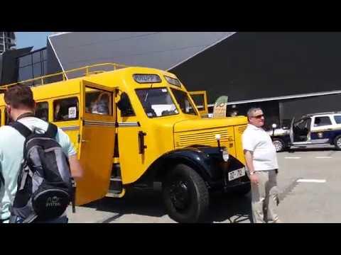 130 Lecie Komunikacji Miejskiej W Bydgoszczy - Zlot Zabytkowych Autobusów