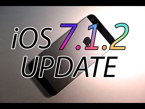 NEW 7.1.2 Update. Jailbreak & Permanent Activation Lock Bypass!