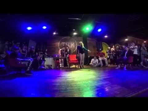 VERONIKA NINJA-ZORRA - Judge Demo VOGUE (King Dance Ring)