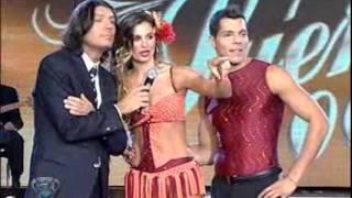 Showmatch 2008 - Dolores Barreiro, acompañada de su familia