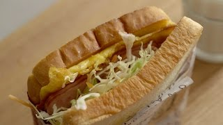 [4K] Korean Street Food Toast : 주말 아침으로 좋은 길거리 토스트 | Honeykki 꿀키
