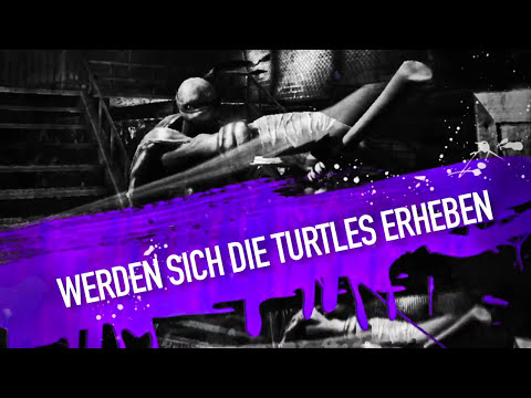 TMNT - Announce Trailer HD (Deutsch)