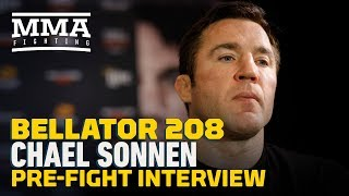 Bellator 208: Chael Sonnen To Conor-McGregor-Threw-First-Punch Fans: 'You Can Shove It Up Your Ass'