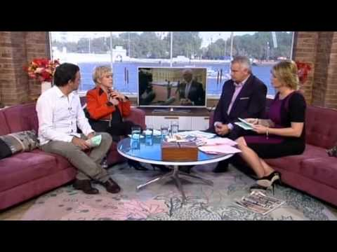 Gloria Hunniford discusses Jimmy Savile abuse claims - This Morning 12th October 2012