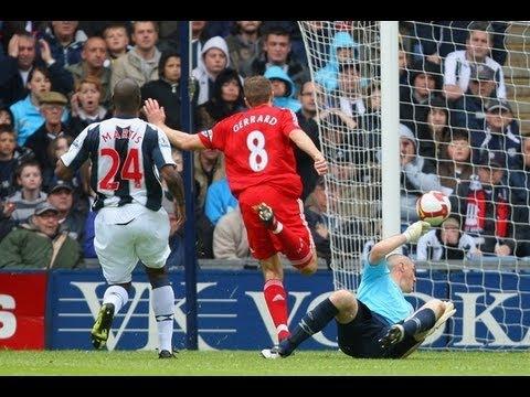 West Brom v Liverpool 3-0 -  Lukaku R - Gera Z - Season Opener 18-08-2012