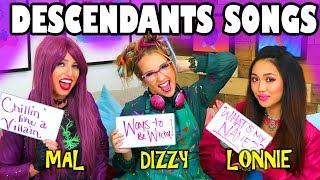 Descendants 2 Google Translate Songs Challenge. Totally TV