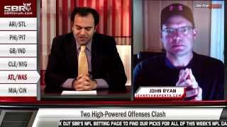 NFL Football Picks 2012 Week 5: Atlanta Falcons vs Washington Redskins Predictions and Odds Analysis