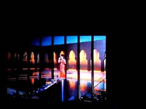 Janet Jackson live in LA -concert Staple Center 09-17-08