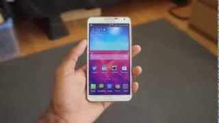 Galaxy Note 3 Review!