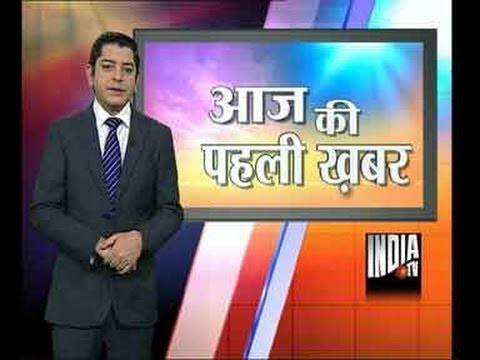 Aaj Ki Pehli Khabar 4/12/13, Part 2