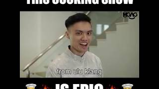 EVERY COOKING SHOW EVER!!!