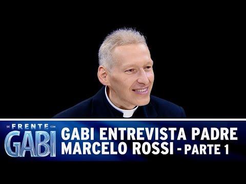 De Frente com Gabi (14/12/14) - Gabi recebe Padre Marcelo Rossi - Parte 1