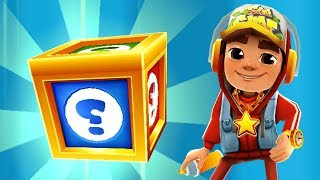SUBWAY SURFERS GAMEPLAY HD - BARCELONA ✔ JAKE AND 65 MYSTERY BOXES OPENING