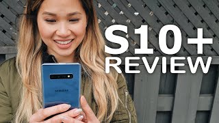Samsung Galaxy S10+ Review: All The Right Moves?
