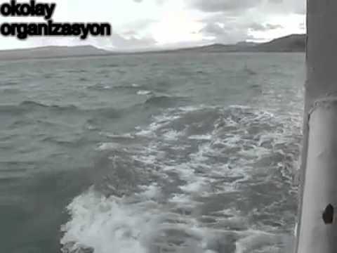 Mostafa Zamani In Turkey - Akdamar Island video