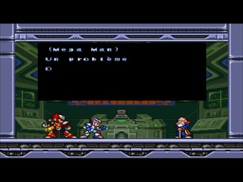 Walkthrough FR l Megaman X3 l Partie 8 : Blast Hornet