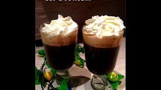 Айриш кофе/кофе по шотландски/просто и вкусно/ Irish coffee/ Easy and tasty