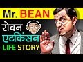 Mr Bean Biography In Hindi | About Rowan Atkinson Life Story | Johnny English Reborn & Dead On Time