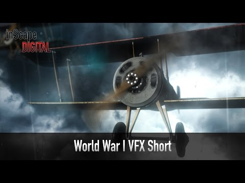 World War I VFX Short