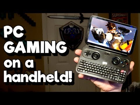 PC Gaming on a Handheld - GPD Win Review