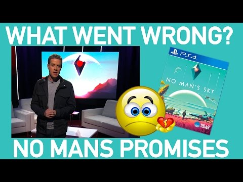 Geoff Keighley on No Man's Sky: What Went Wrong?