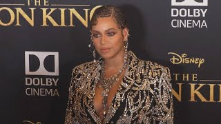Beyonce Drops SURPRISE Single During The Lion King Premiere