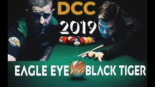 "【Pool Live】DCC 9 Ball 2019//Carlo ""black tiger""Biado"
