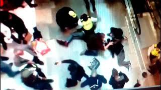 Westfield shopper falls from top floor in London mall