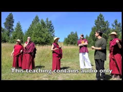 The Buddha's awakening