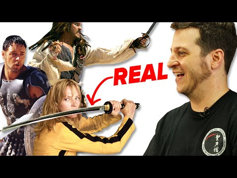 How Realistic Are Movie Sword Fights? thumbnail