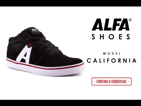 Alfa Shoes | Model California | Roberto Souza