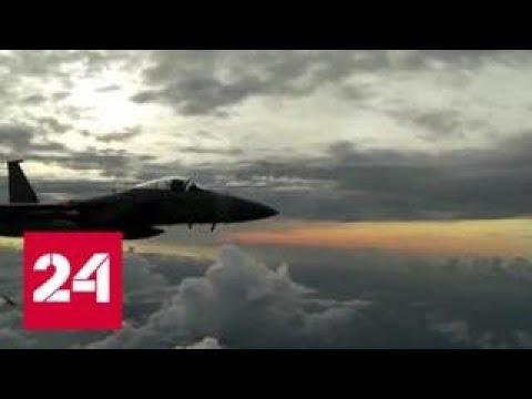 В районе Евфрата между ИГИЛ и США сложилась патовая ситуация - Россия 24