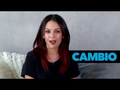 Janel Parrish Talks Mona Vanderwaal   Cambio Interview
