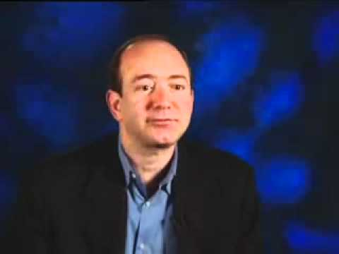 Jeff Bezos - Regret Minimilization