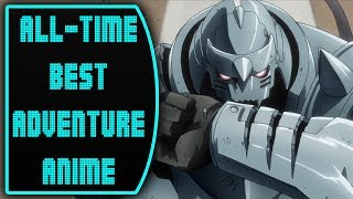 Top Adventure Anime of All Time + Recommendations (Rant Cafe #61)