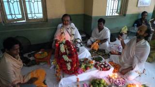 Art of Living Deaddiction Centre - Rudra Puja