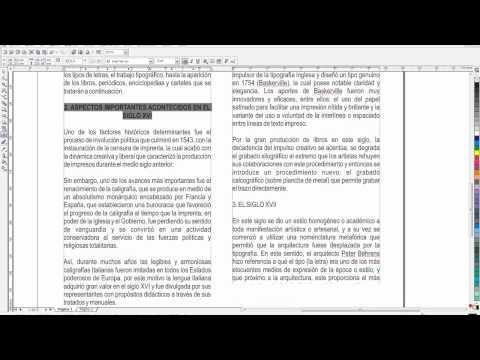 COREL HERRAMIENTA TEXTO