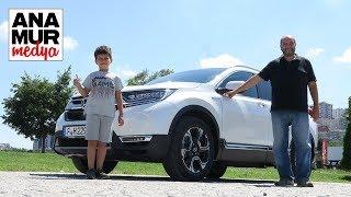 Honda CR-V Hybrid 2019 Test / Selim Anamur Sürprizli Video