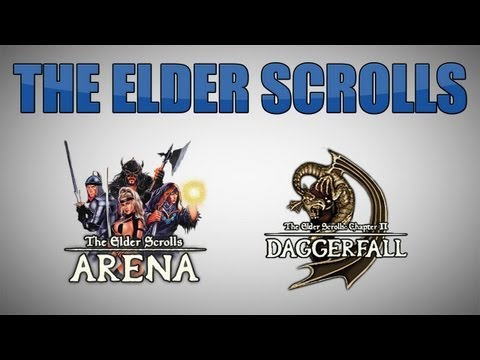 How to Install The Elder Scrolls Arena & Daggerfall on Windows 7 - 32 & 64 bit