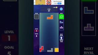 I play Tetris