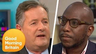 What Is Wrong With Being Told to 'Man Up'? | Good Morning Britain