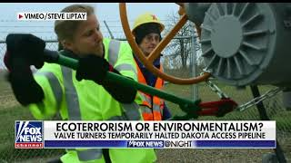 Federal Government Cracks Down On Eco-Terrorism