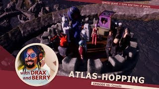 LIVE from [BETA] 114 Harvest: Atlas Hopping Episode 56 [Crowds]