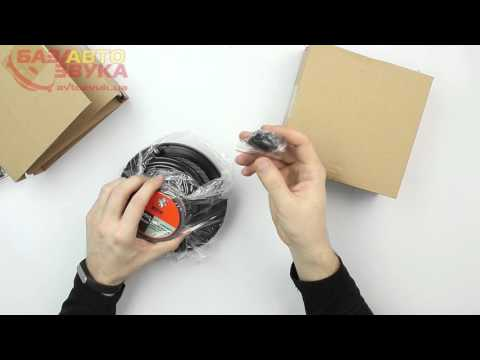 Автоакустика Mystery MJ-530 3-полосная коаксиальная АС
