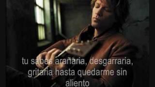 Watch Bon Jovi Last Chance Train video