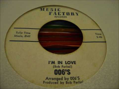 006's - 'i'm in love' northern soul 45 on music factory!