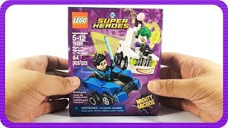 Lego DC Comics Super Heroes Mighty Micros No. 76093 - Nightwing vs. The Joker Part 2