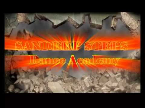 Sandeep Steps Dance Academy.avi video