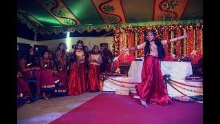 DanaKata Pori - Best holud dance 2017_HD (shawrna's holud)
